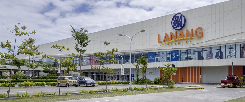 Point Design Sm Lanang Shopping Center Philippines
