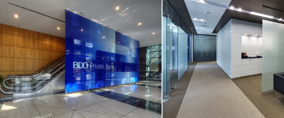 Point Design : BDO Private Bank | Manila, Philippines